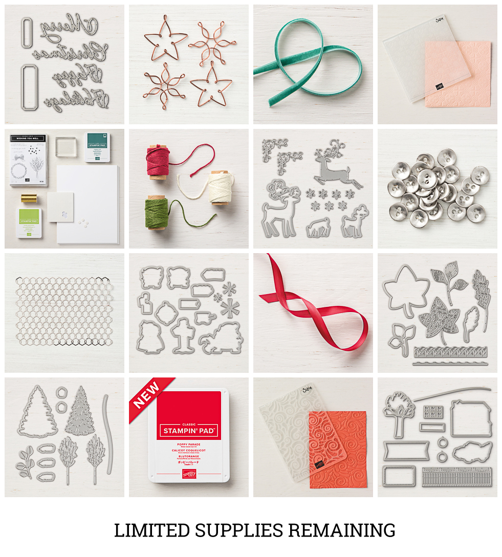 Special Offer by Stampin' Up!