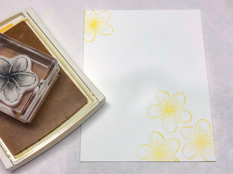 Stampin' Up! Inspiration Project-Label Me Punch Ribbon Slider-Label Me Punch Ribbon Slider
