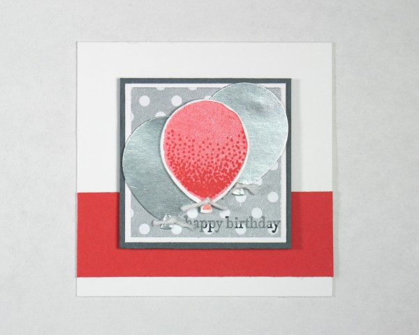 Stampin' Up! Card Candy Gift Card Tutorial