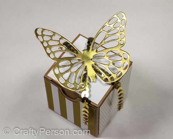 Butterfly Box Craft Tutorial