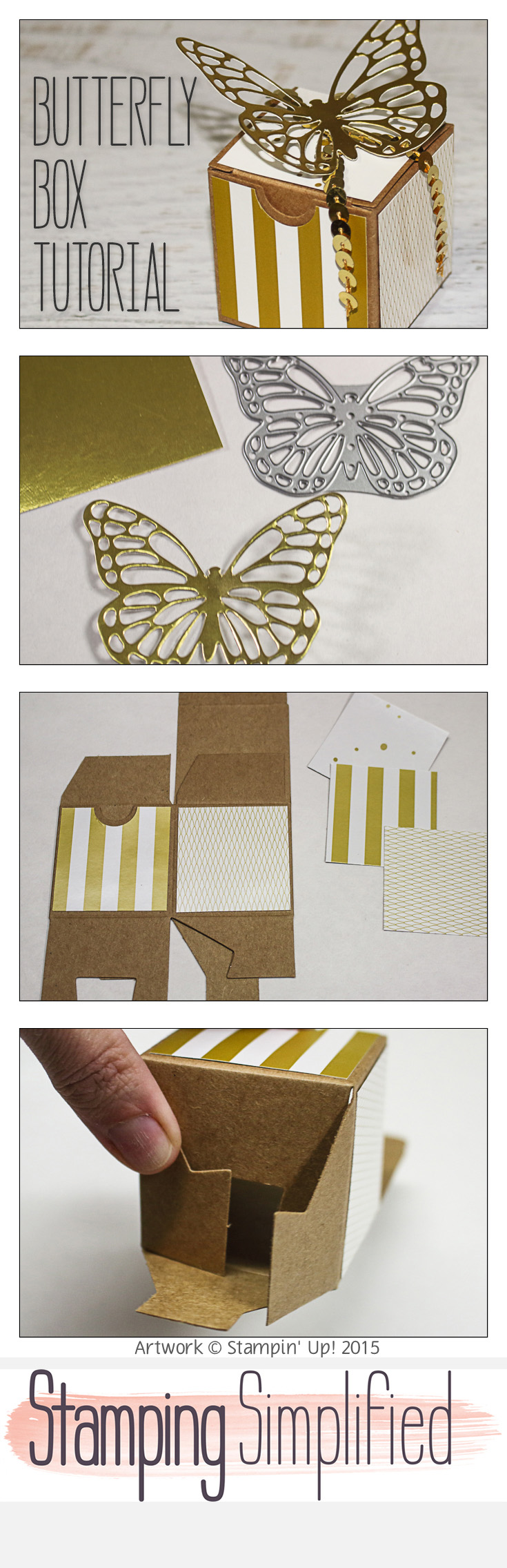 Butterfly Box Tutorial