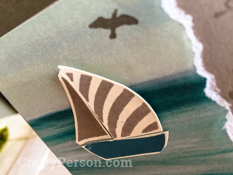 Sea to Sea Card - August 2016