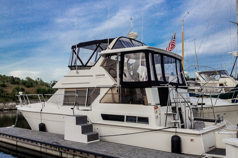 Live-aboard Boating